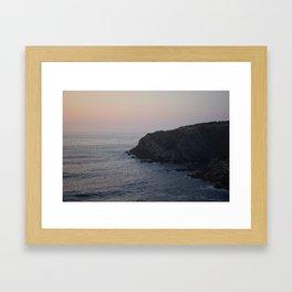 Barcas Framed Art Print