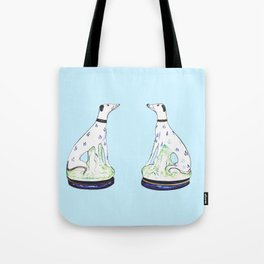 STAFFORDSHIRE HOUNDS Tote Bag