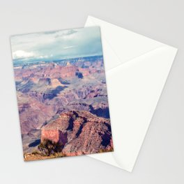Grand Canyon Passing Storm Stationery Cards
