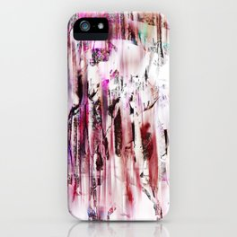 Random Acts iPhone Case