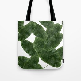 Banana Leaves V2 #society6 #decor #buyart Tote Bag