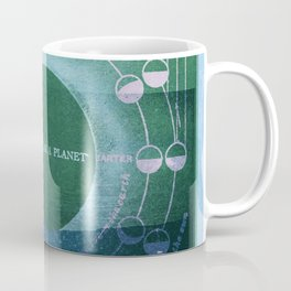 The Earth as a Planet Coffee Mug