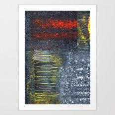 Abstract Nr. 3 Art Print
