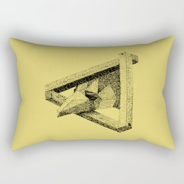 Eagle Frame Rectangular Pillow