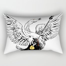 Kill the Goose Rectangular Pillow