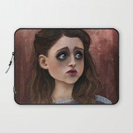 Nancy - Stranger Things Fan Art Laptop Sleeve