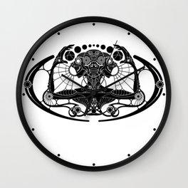 Cosmoid Wall Clock