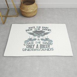 Bikers Code Rug