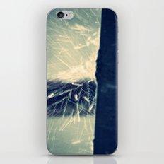 rain splash iPhone & iPod Skin