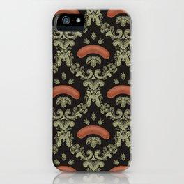 WURSTIG • ◊ • SCHWARZWALD iPhone Case