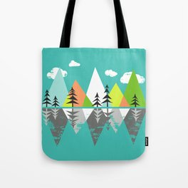 The Crystal Lake Tote Bag