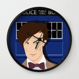 Doctor Who - Matt Smith Wall Clock