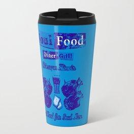 Soul Food for Soul Men Travel Mug