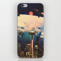 Future. iPhone & iPod Skin