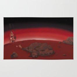 Nero Svenfor: Conquest of the planet Astrasuri-3 Rug