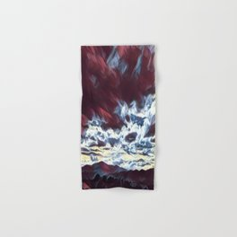 Dreaming mountains Hand & Bath Towel