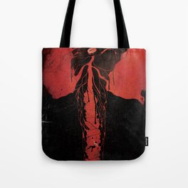 There Will Be Blood alternative movie poster Tote Bag