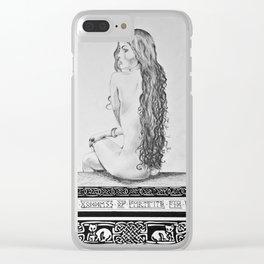 Freyja Clear iPhone Case