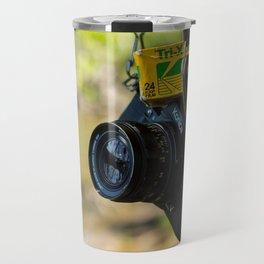 shoot more film Travel Mug