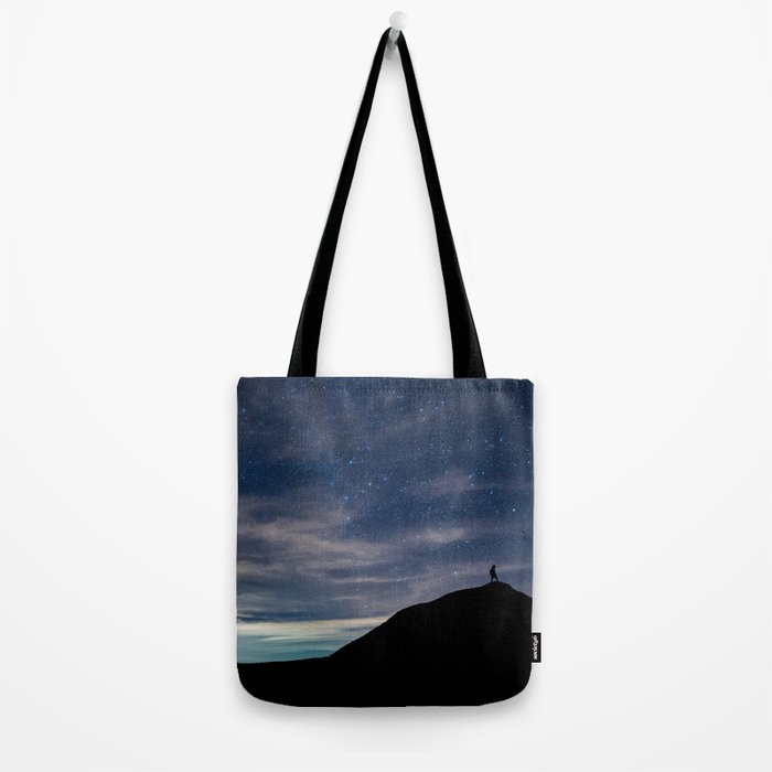 Meet you at the stars Tote Bag