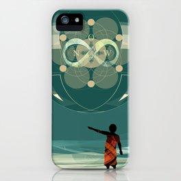 Now Infinite iPhone Case