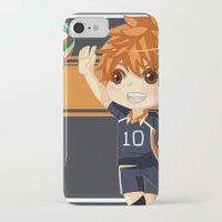 haikyuu iPhone & iPod Cases featuring Haikyuu!! by Nozubozu