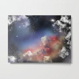 spacey AF Metal Print