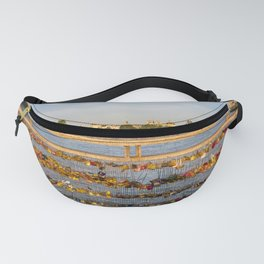 Love padlocks - Paris Fanny Pack