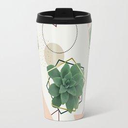 Lovely Succulents #redbubble #decor #buyart Travel Mug