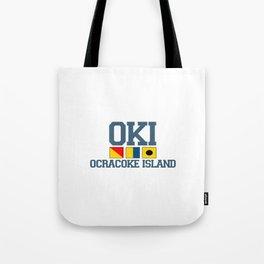 Ocracoke Island - North Carolina. Tote Bag