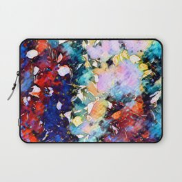 To The Other Side Of Light Laptop Sleeve