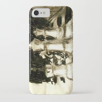 chess iPhone & iPod Cases featuring Chess by James Peart