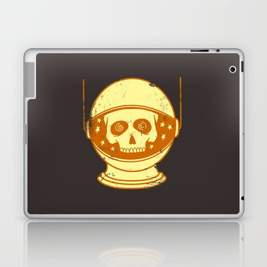 Intergalactic Cotton Buds Laptop & iPad Skin