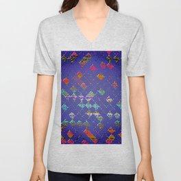 Imaginary Landscape Unisex V-Neck
