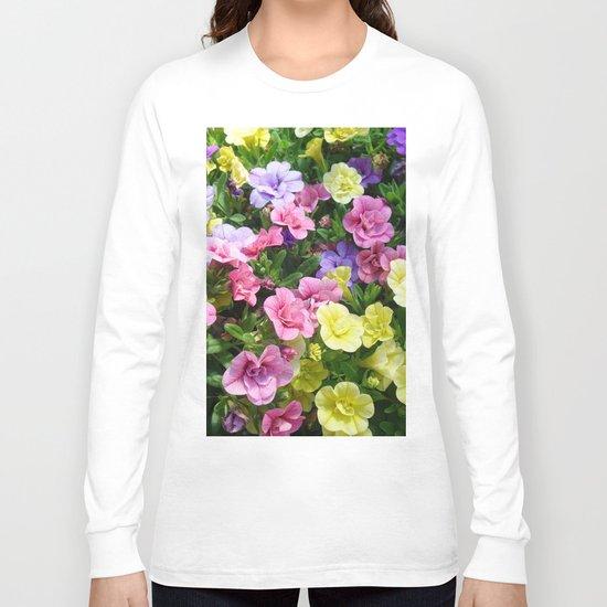 Lovely Flowers 17 Long Sleeve T-shirt