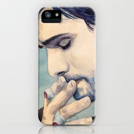 I Know How You Kiss iPhone Case