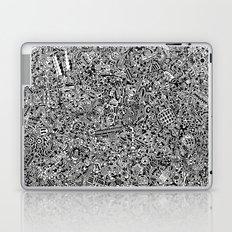 Intergalactic Junkyard Laptop & iPad Skin