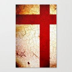 England World Cup Canvas Print