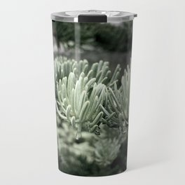 Evergreen in the Canadian Rockies Travel Mug