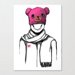 Teddyhair Canvas Print