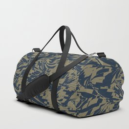 Abstract BG Duffle Bag
