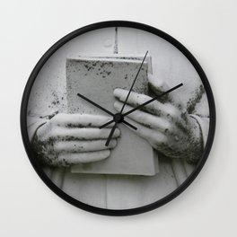 JFK Prep Wall Clock