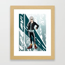 Rose 2 Framed Art Print