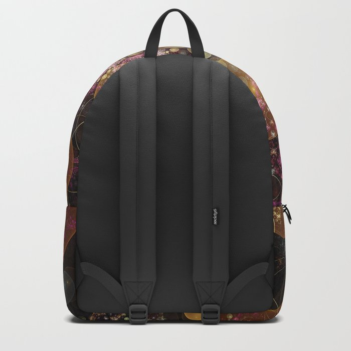 Magical dream, fractal abstract Backpack
