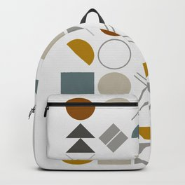 Mid West Geometric 01 Backpack
