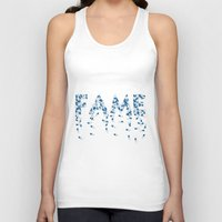 pills Tank Tops featuring Fame pills by Komrod