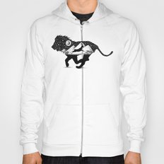 THE LION AND THE GAZELLE Hoody