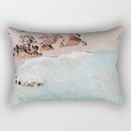 seashore ii Rectangular Pillow