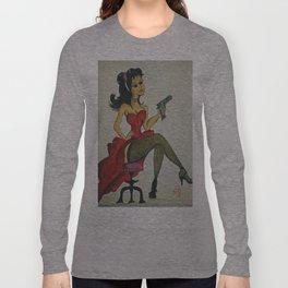 Miss BOND Long Sleeve T-shirt