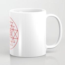 Shri Yantra symbol Coffee Mug